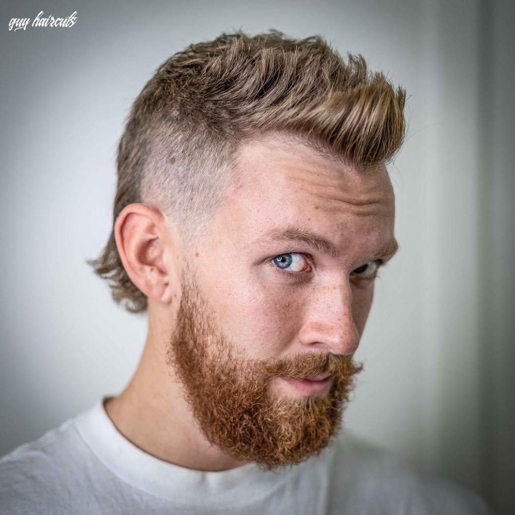 Best 12 blonde hairstyles for men to try in 12 guy haircuts