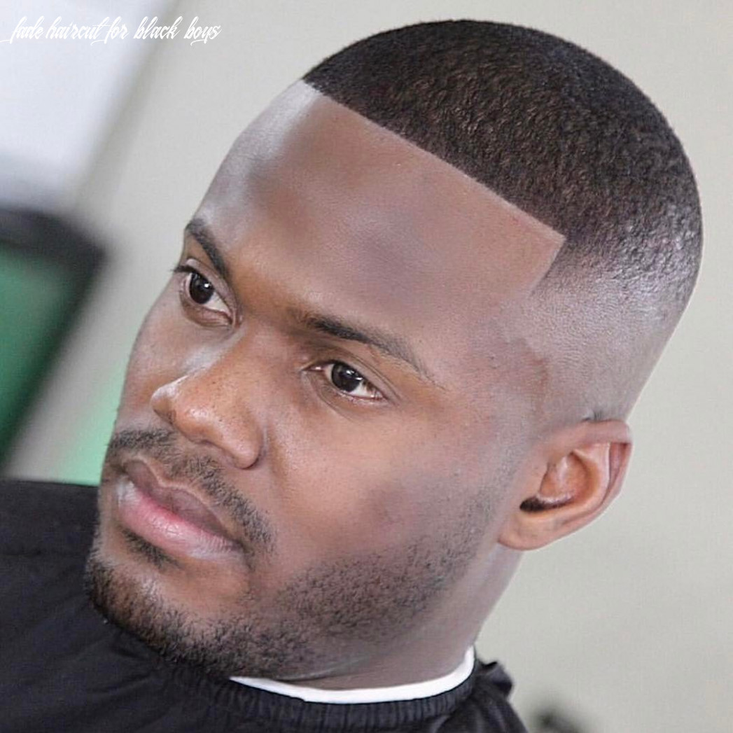 Best 12 cool fade haircuts for black men 1219 fade haircut for black boys