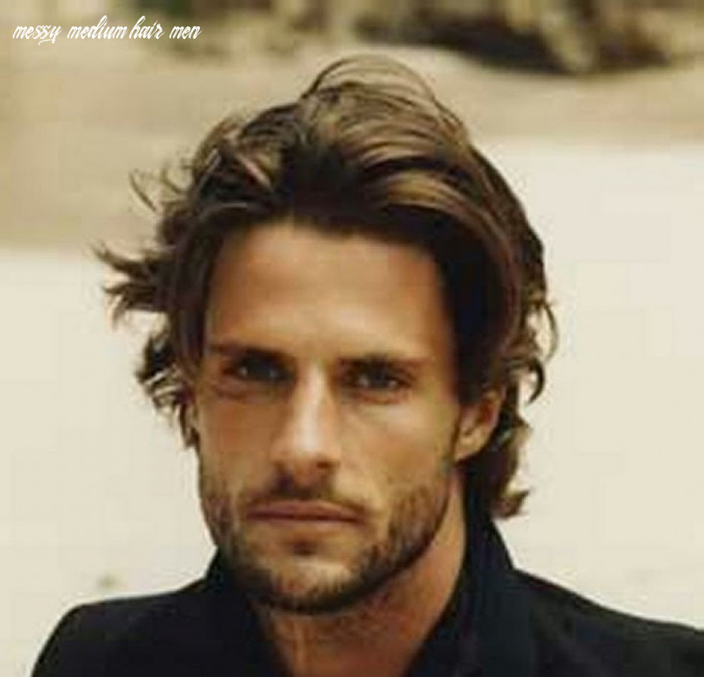 Best 12 medium length hairstyles for men tags: medium length hair