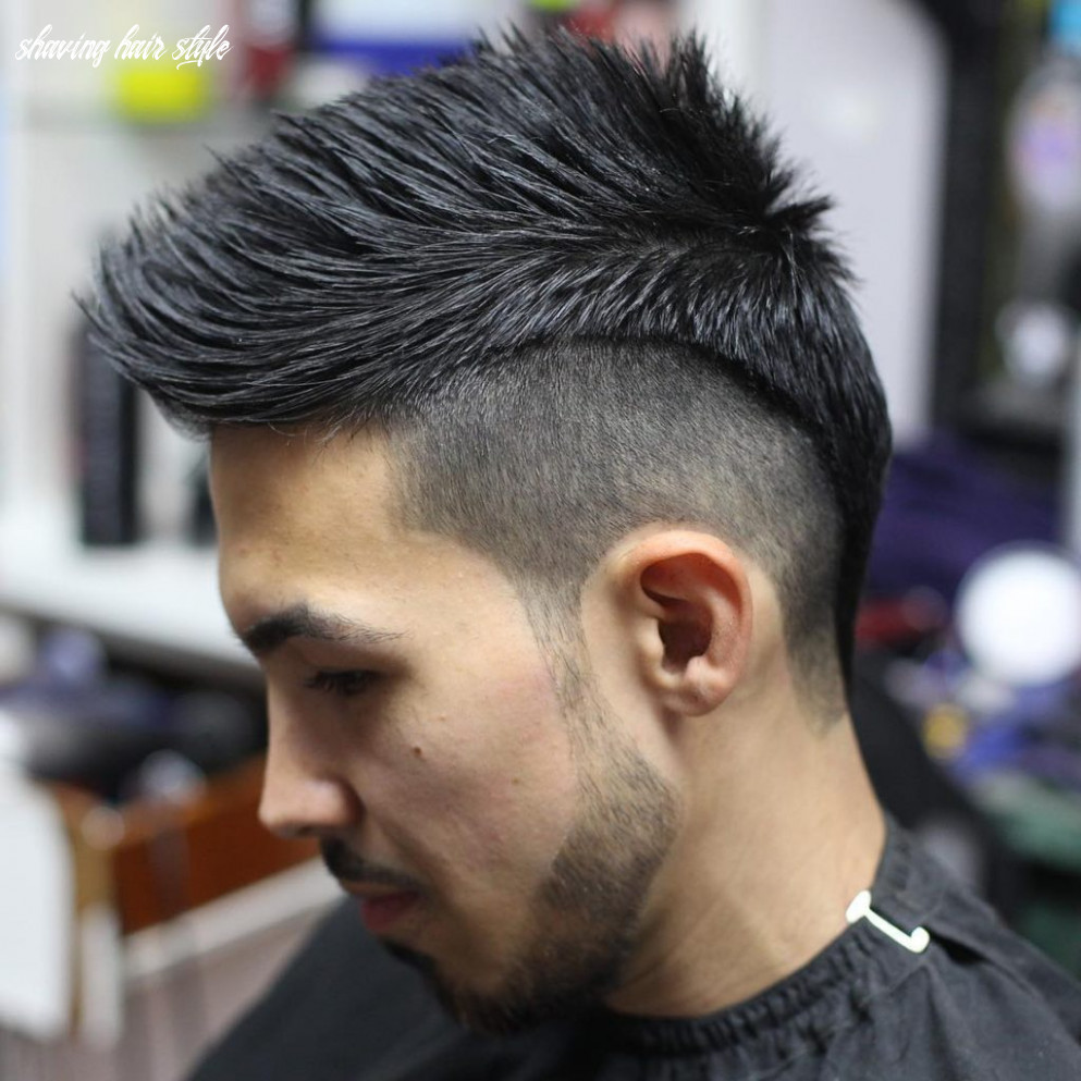 Best 12 shaved sides hairstyles and haircuts for men atoz hairstyles shaving hair style