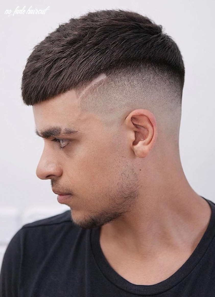 Best 8 low maintenance haircuts for guys no fade haircut