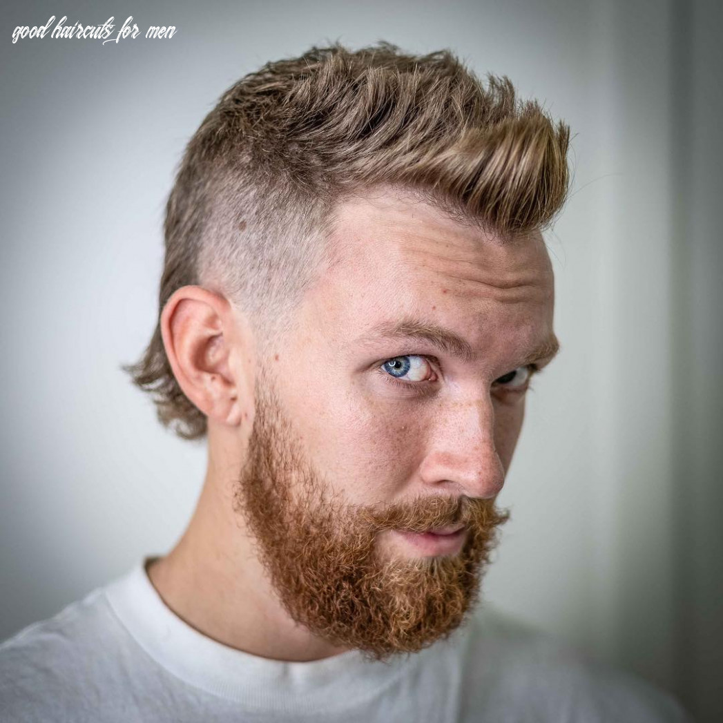 Best 9 blonde hairstyles for men to try in 9 good haircuts for men
