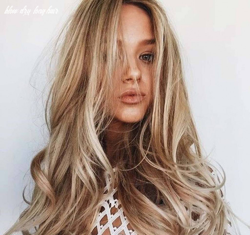 Best blow dry hairstyles – pro blo group blow dry long hair