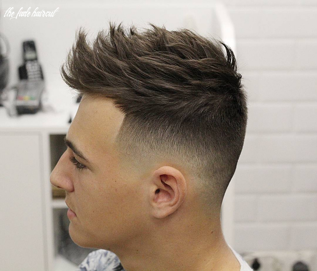 Best fade haircuts for men 12 | mens haircuts trends the fade haircut