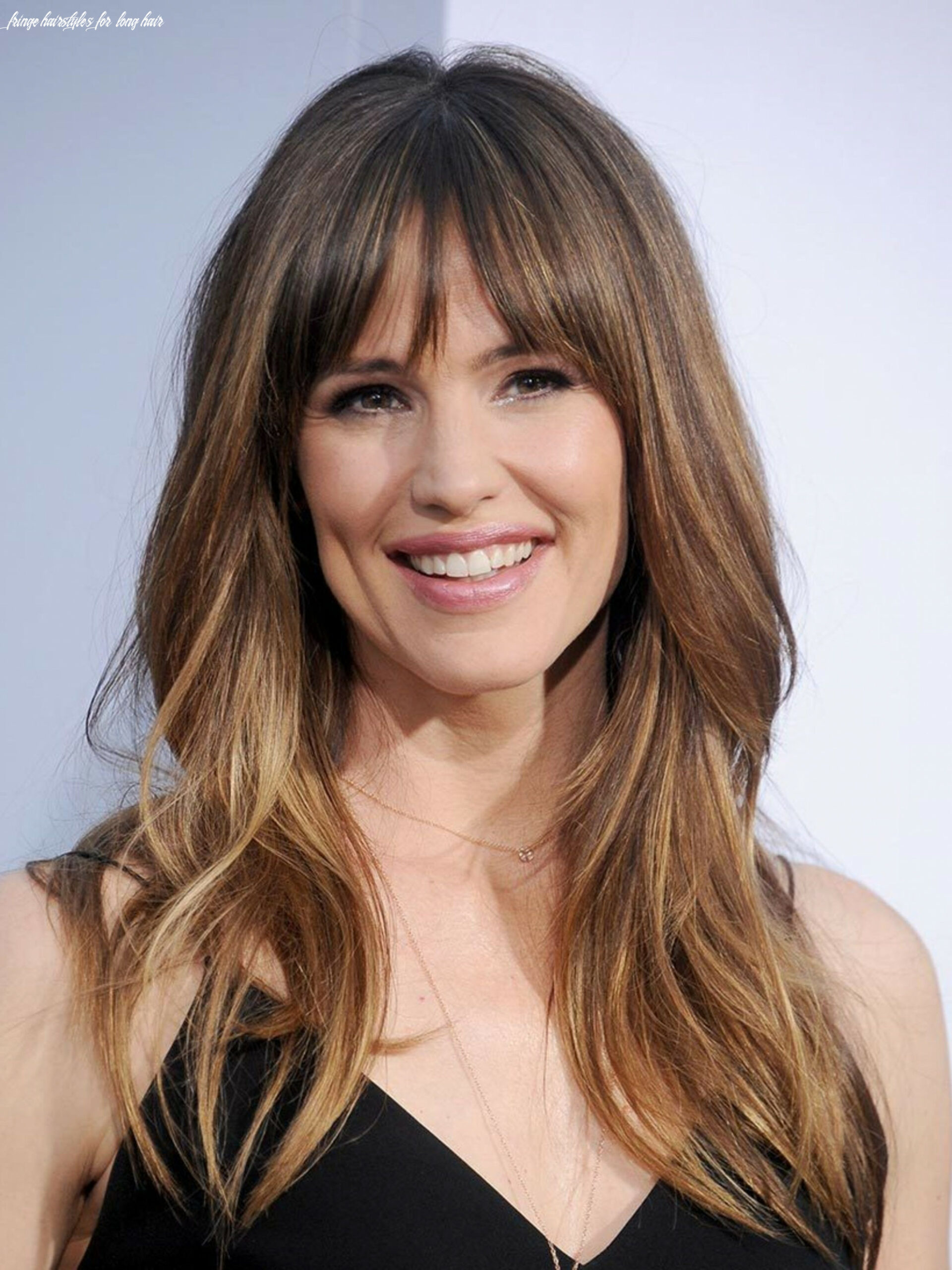Best fringe hairstyles for 11 how to pull off a fringe haircut fringe hairstyles for long hair