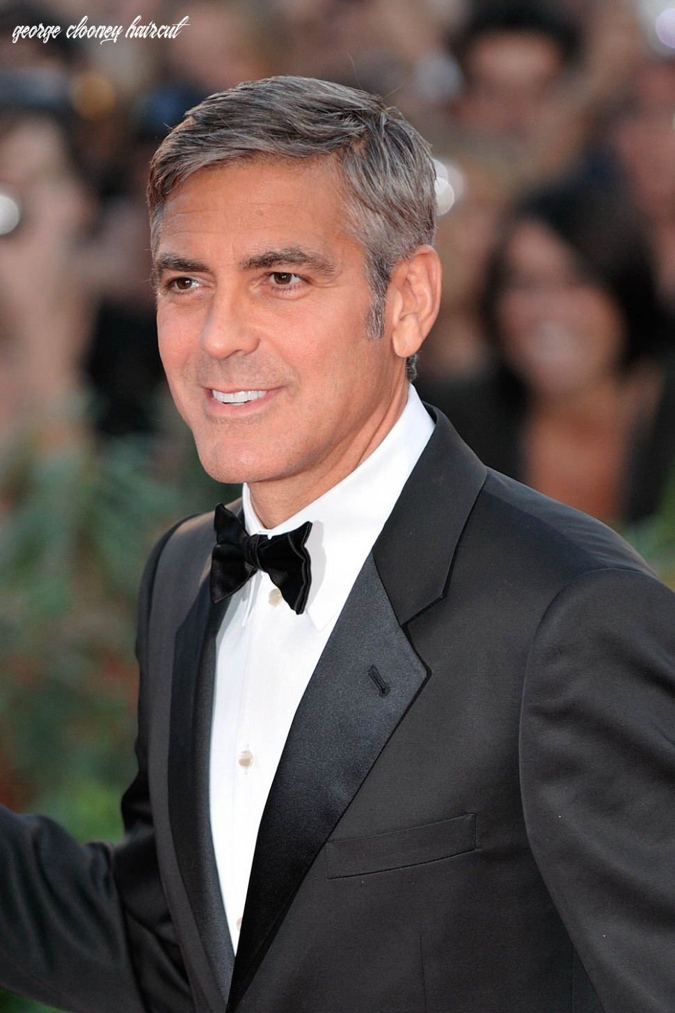 Best George Clooney Haircuts & Hairstyles
