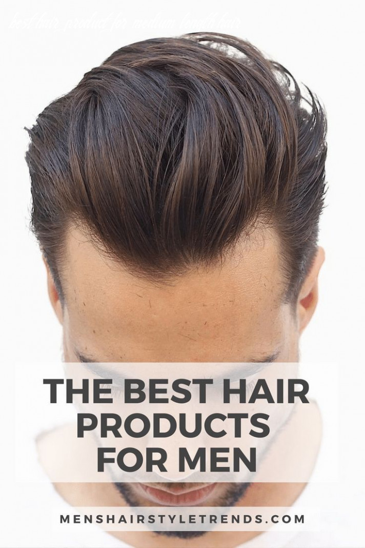 Best hair products for men (9 buying guide) | medium length