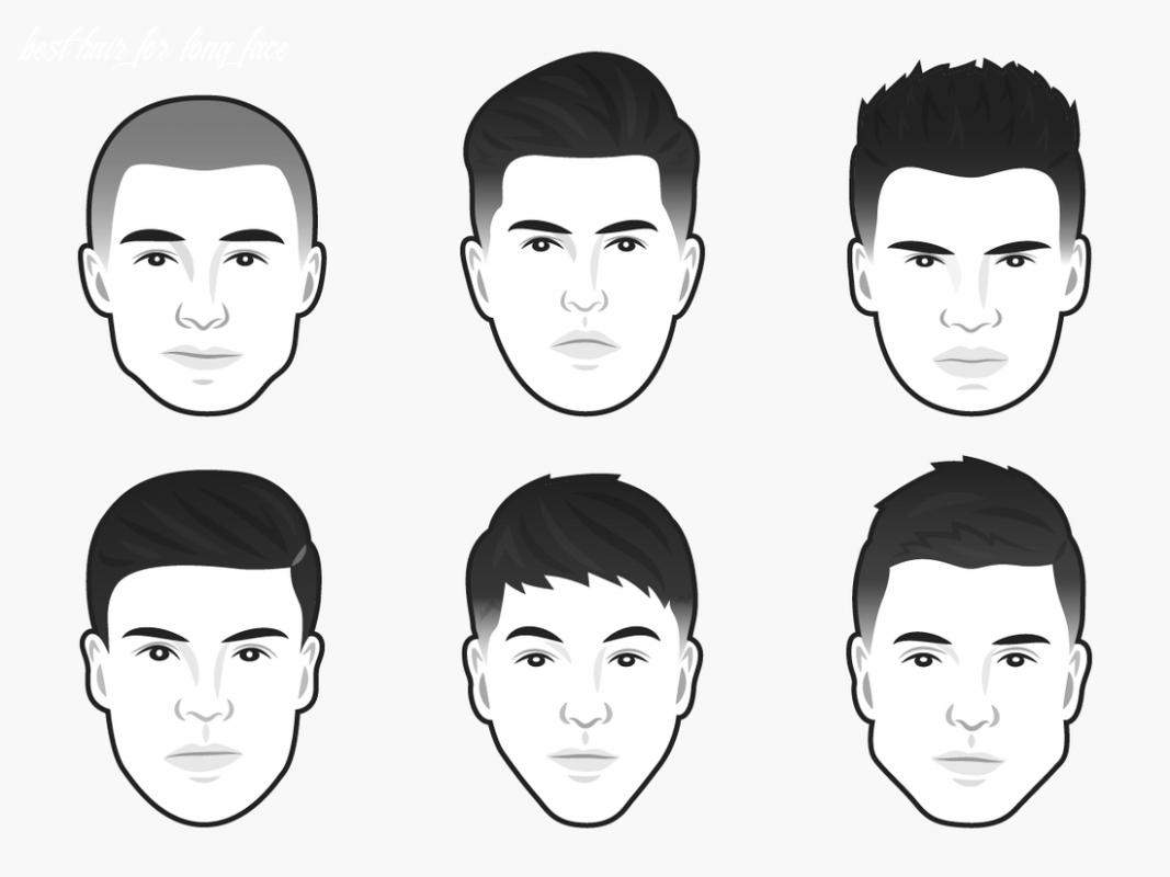 Best haircut for every face shape business insider best hair for long face