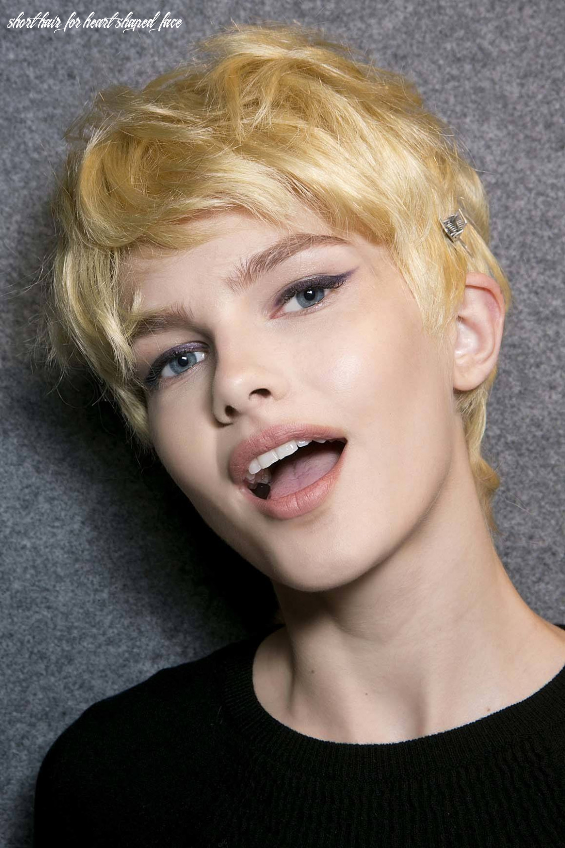 Best haircuts for heart shaped face in 8 | all things hair ph short hair for heart shaped face