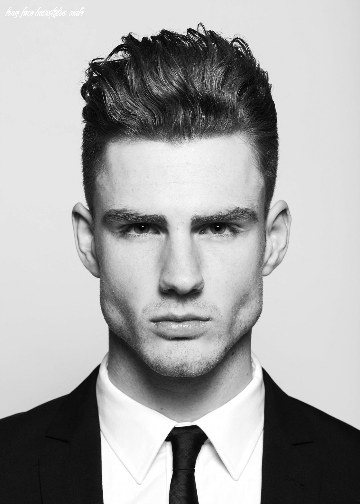 Best hairstyles for a long face inspirational hairstyle for men