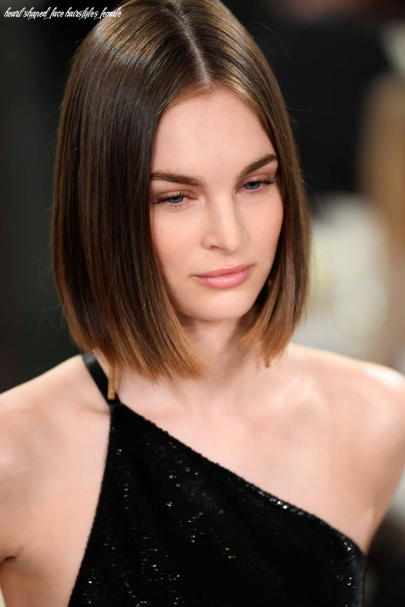 Best hairstyles for heart shaped faces every pinay can try heart shaped face hairstyles female