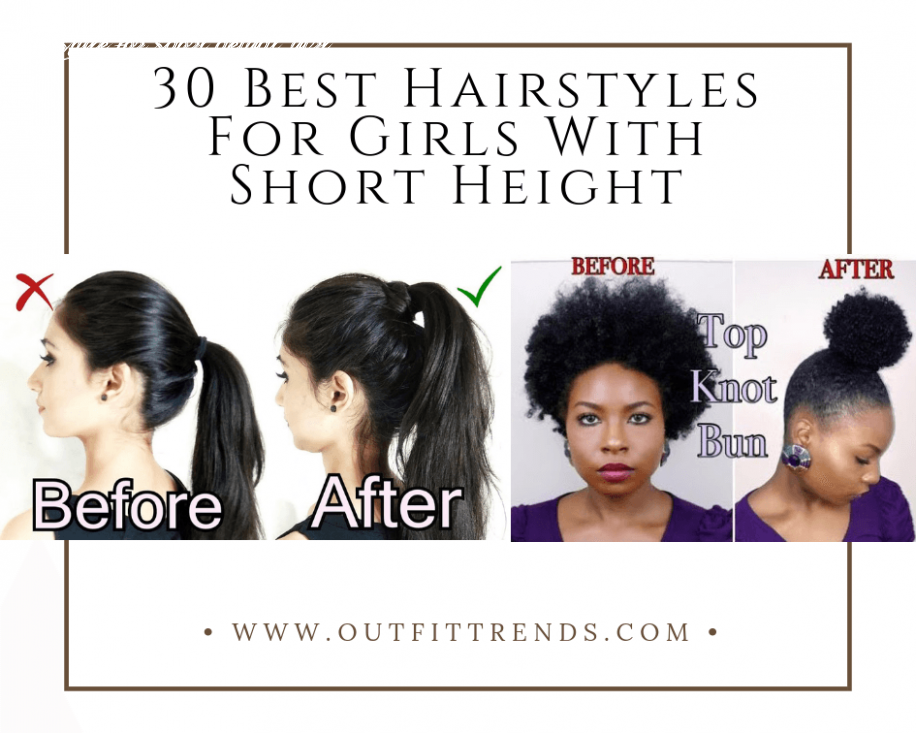 Best hairstyles for short height girls 8 cute hairstyles hairstyle for short height girl