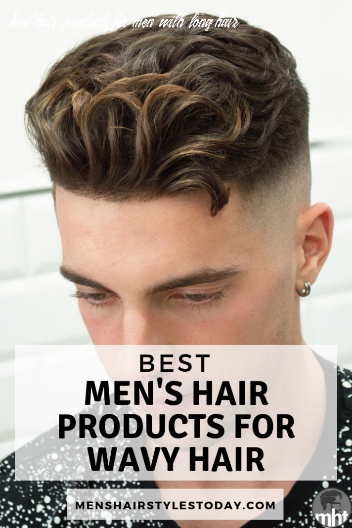 Best Men's Hair Products For Your Hair Type (12 Guide) (With ...