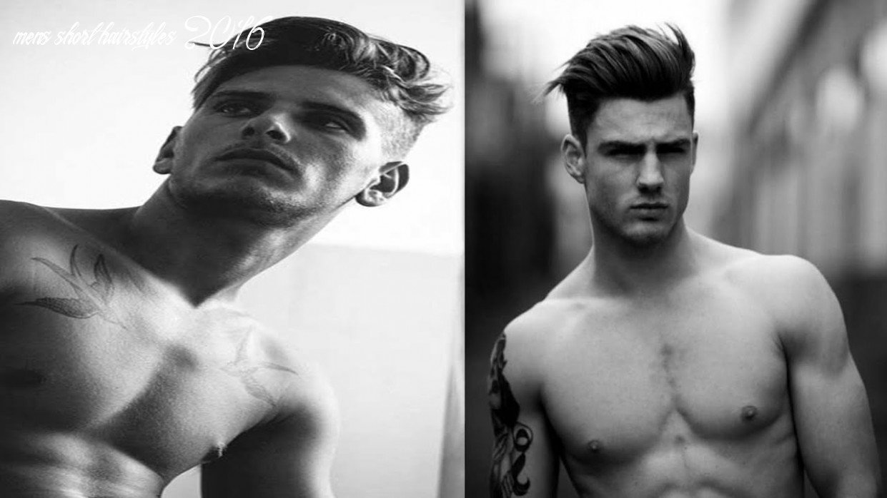 Best mens short hairstyles 8 youtube mens short hairstyles 2016