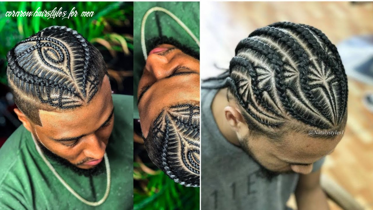 Best most popular male braids/ hairstyles man bun compilation cornrow hairstyles for men