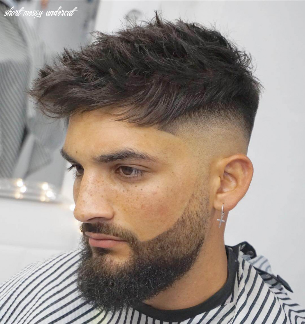 Best of Undercut Fade Haircuts + Hairstyles 10 [Full Guide]
