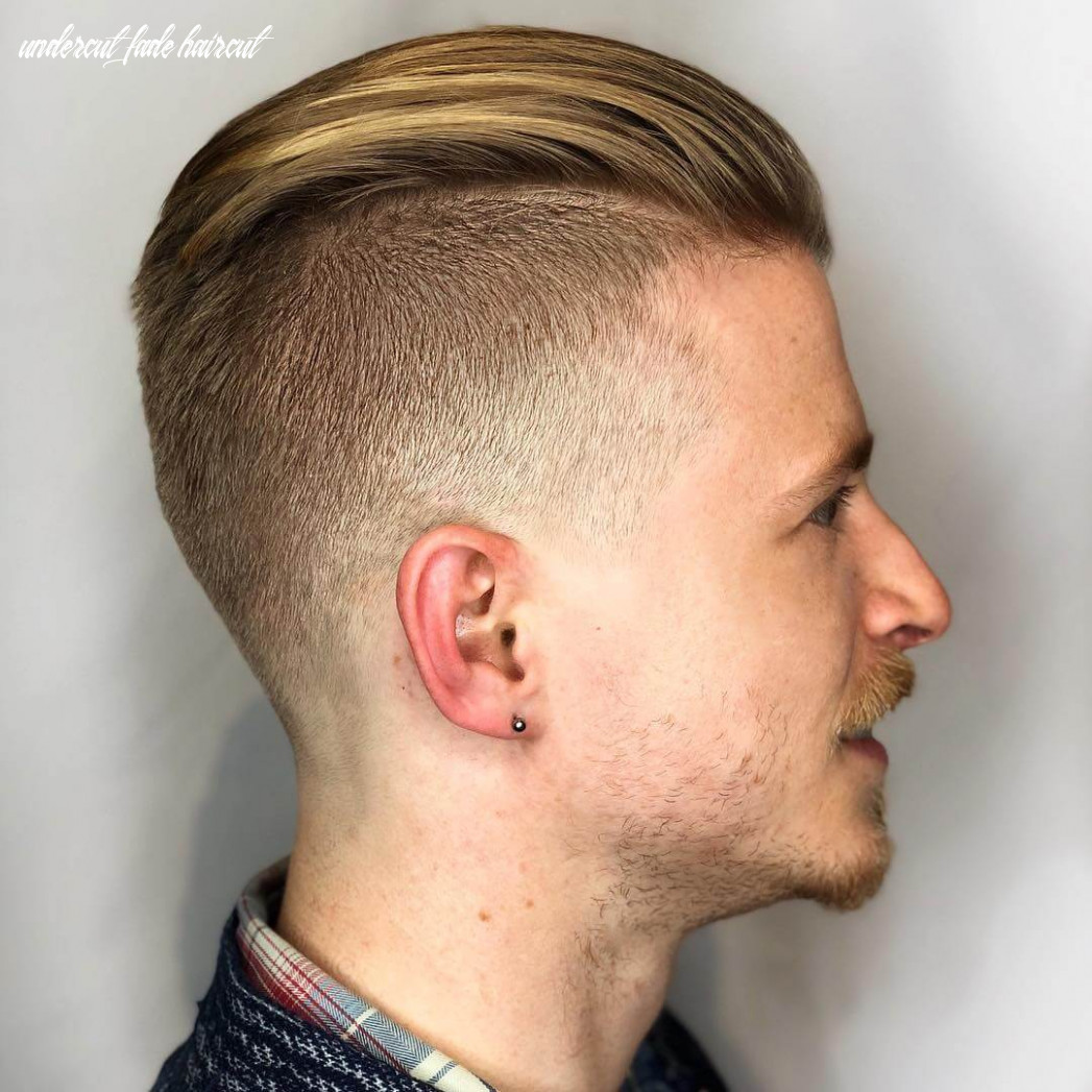 Best of Undercut Fade Haircuts + Hairstyles 9 [Full Guide]