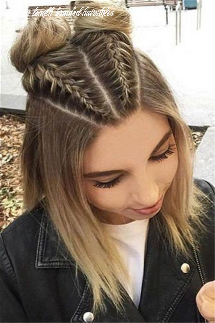 Best short or mid length hairstyle for spring; spring hairstyle