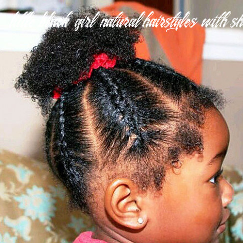 Black girls hairstyles and haircuts – 8 cool ideas for black coils little black girl natural hairstyles with short hair