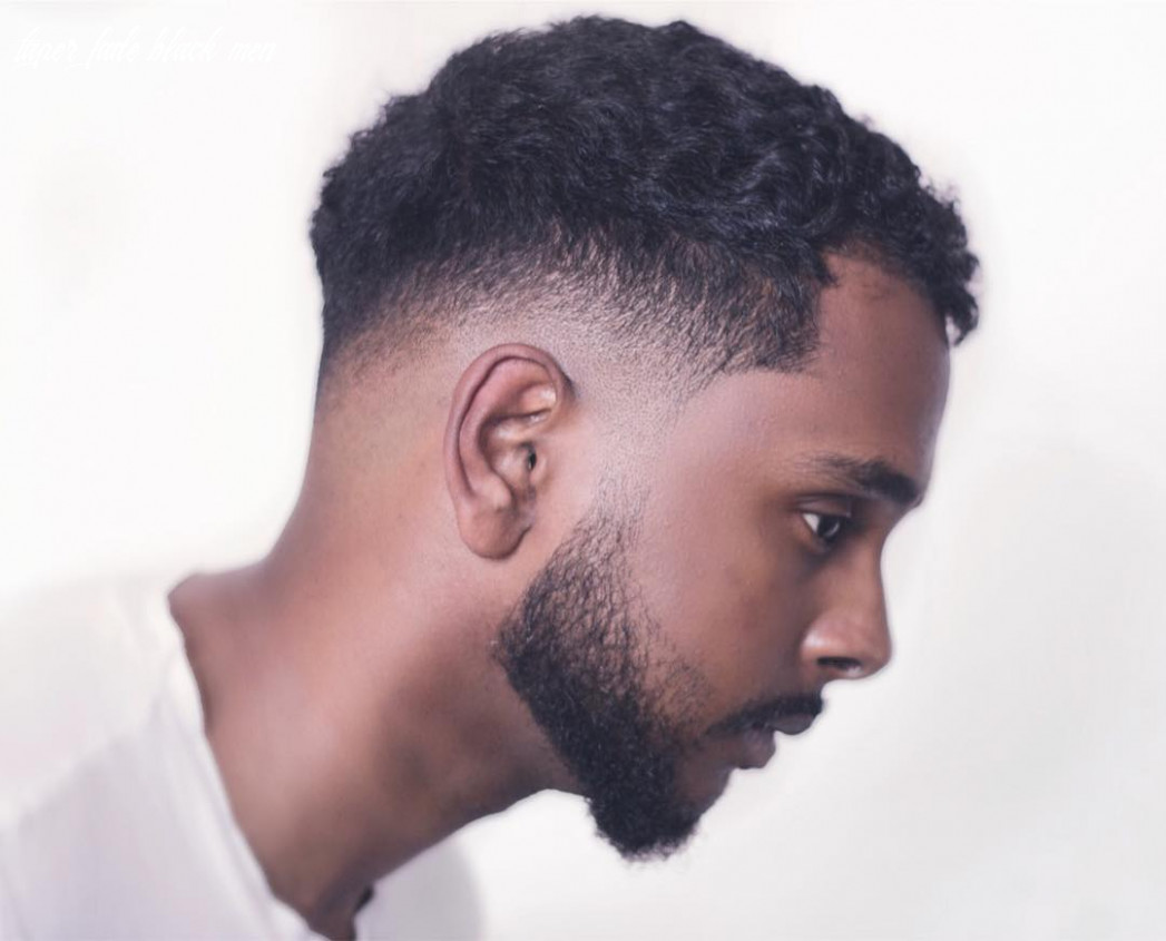 Black men taper fade - MENHAIRDOS