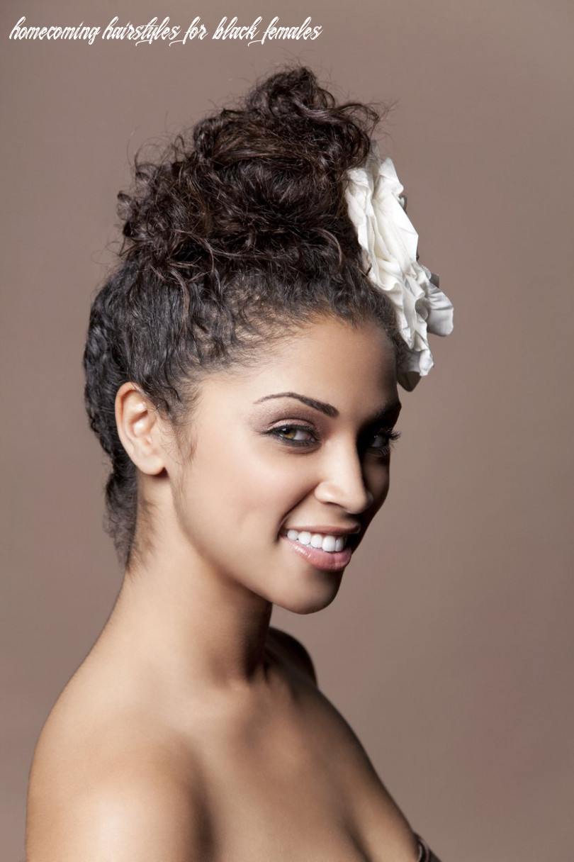 Black Prom Hairstyles: 10 Easy Styles for Girls with Natural Hair