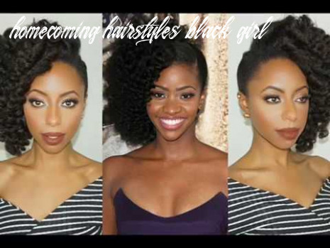 Black prom hairstyles homecoming hairstyles for black women