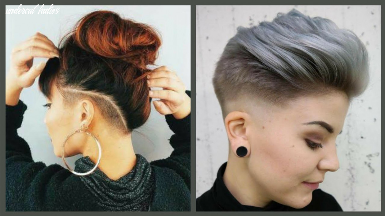Boy cut for girls undercut hairstyle 11 |ladies short hair
