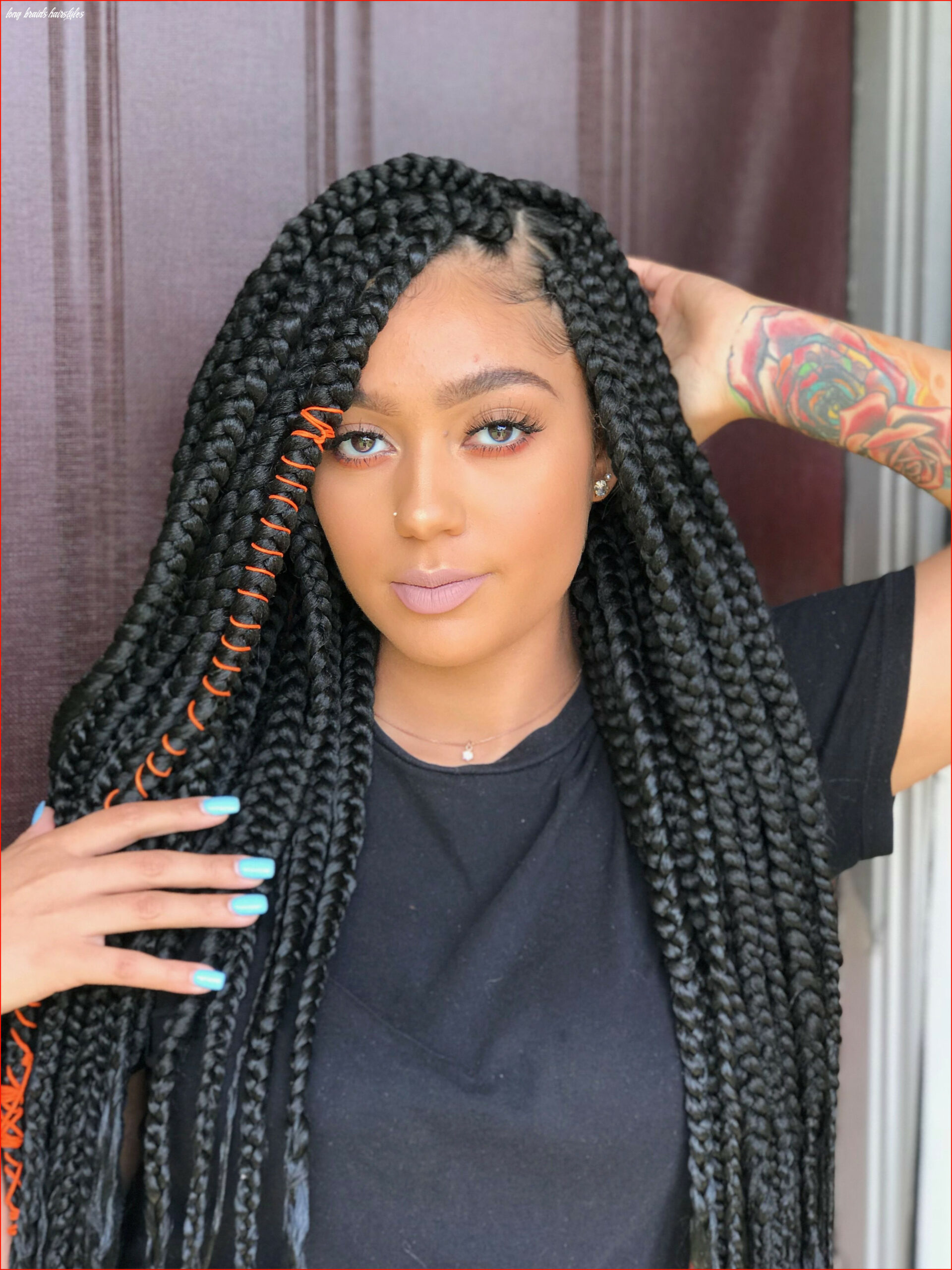 Braided Hairstyles Archives - Popshopdjs.com