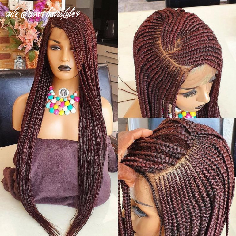 Braided Hairstyles For Black/African Girls – HouseOfSarah12