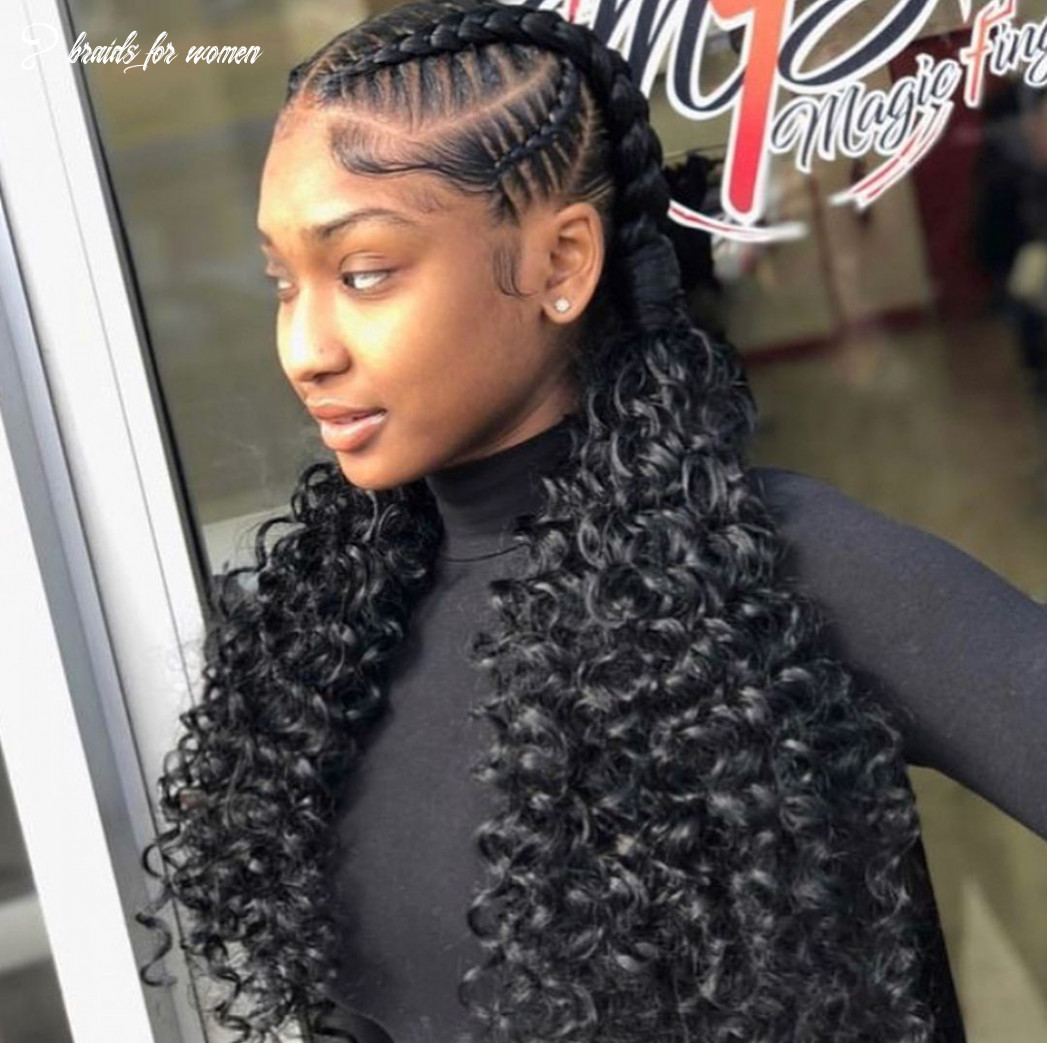 Braided hairstyles for stylish ladies 10 page 10 of 10 | girls