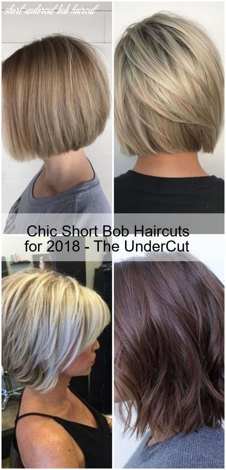 Chic Short Bob Haircuts for 10 - The UnderCut , #Bob #Chic ...