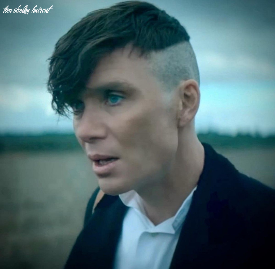 Cillian murphy as thomas shelby in peaky blinders s10 💙 (with