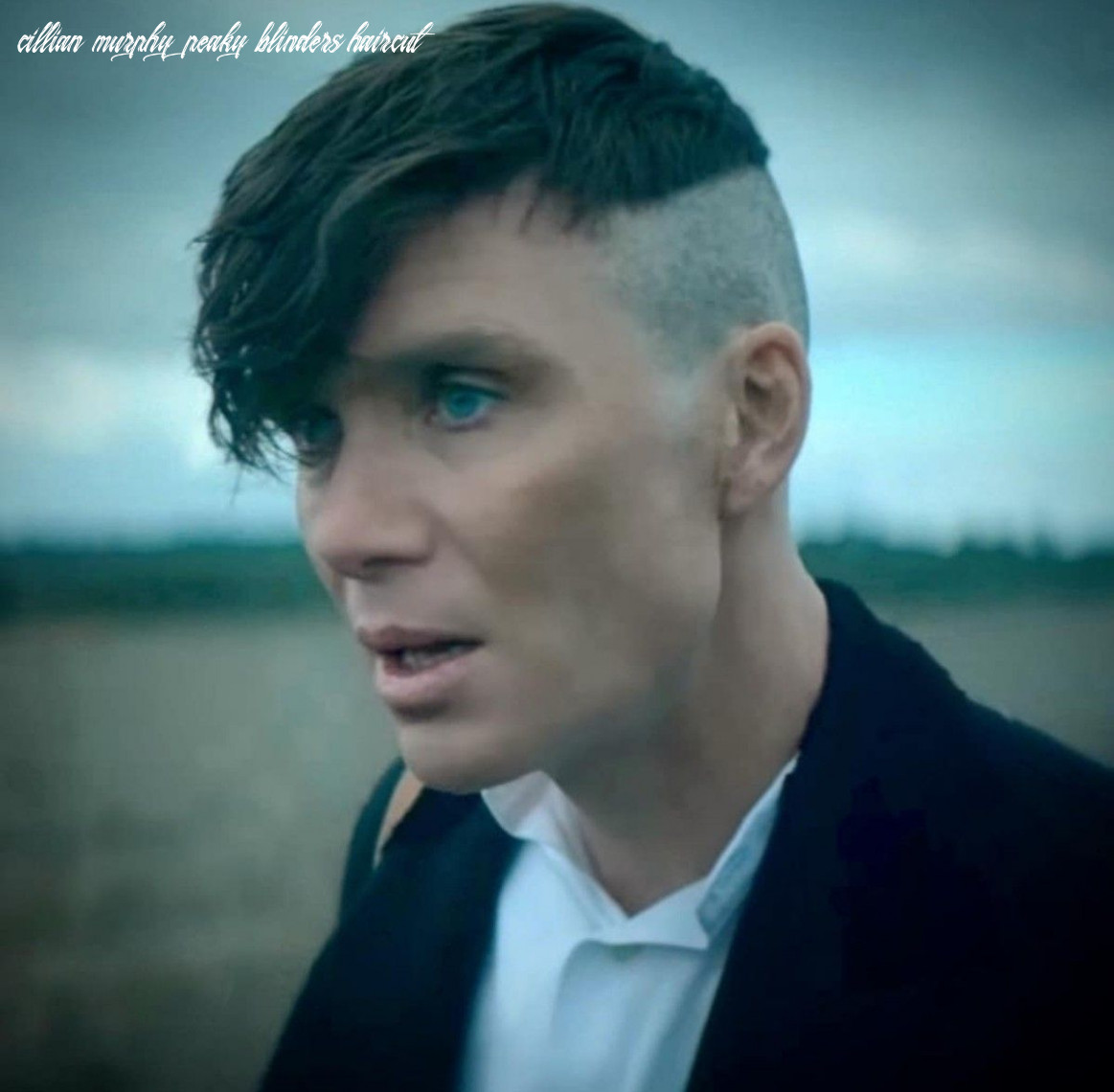Cillian murphy as thomas shelby in peaky blinders s9 💙 (with