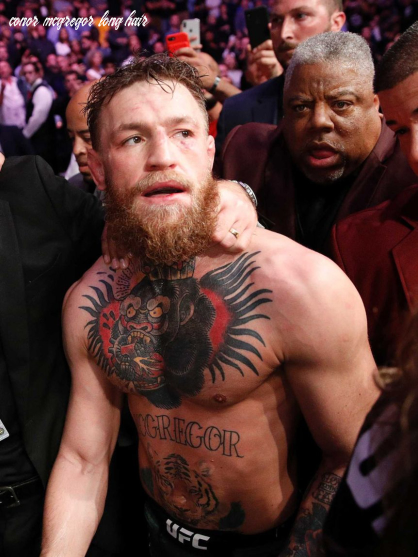Conor mcgregor announces shock retirement from mma, months after