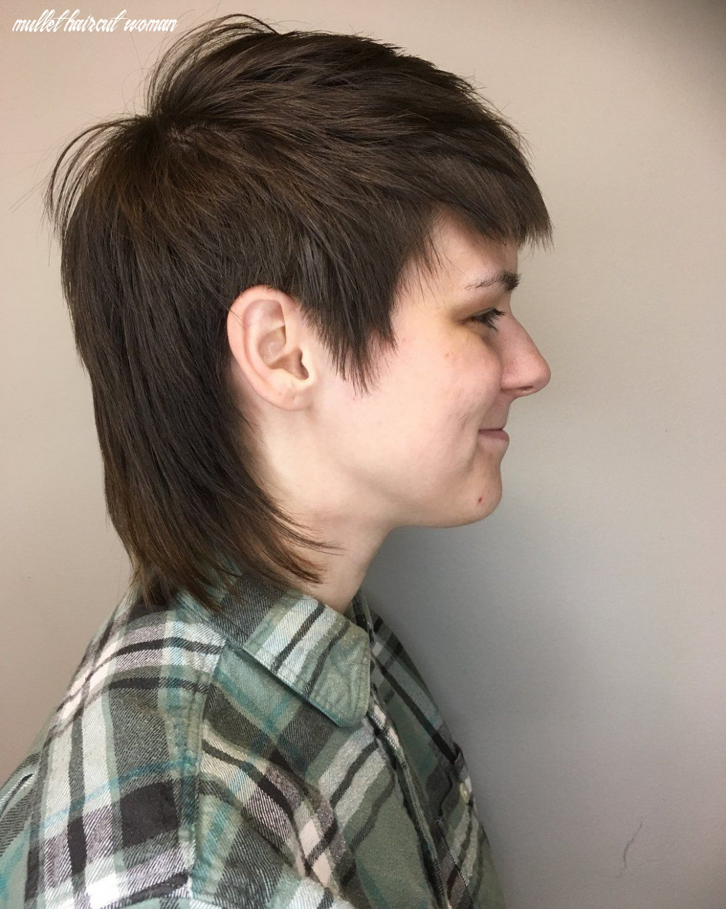 Cool Short Mullet Hairstyles For Women | Mullet hairstyle, Mullet ...