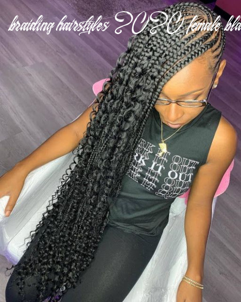 Cute braid styles 9 : stylish and attractive styles for