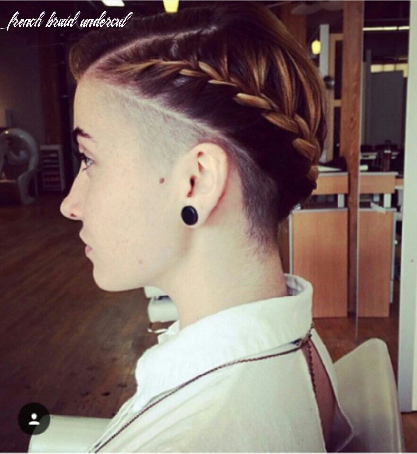 Cute french braid hairstyles for girls the undercut page 8 of
