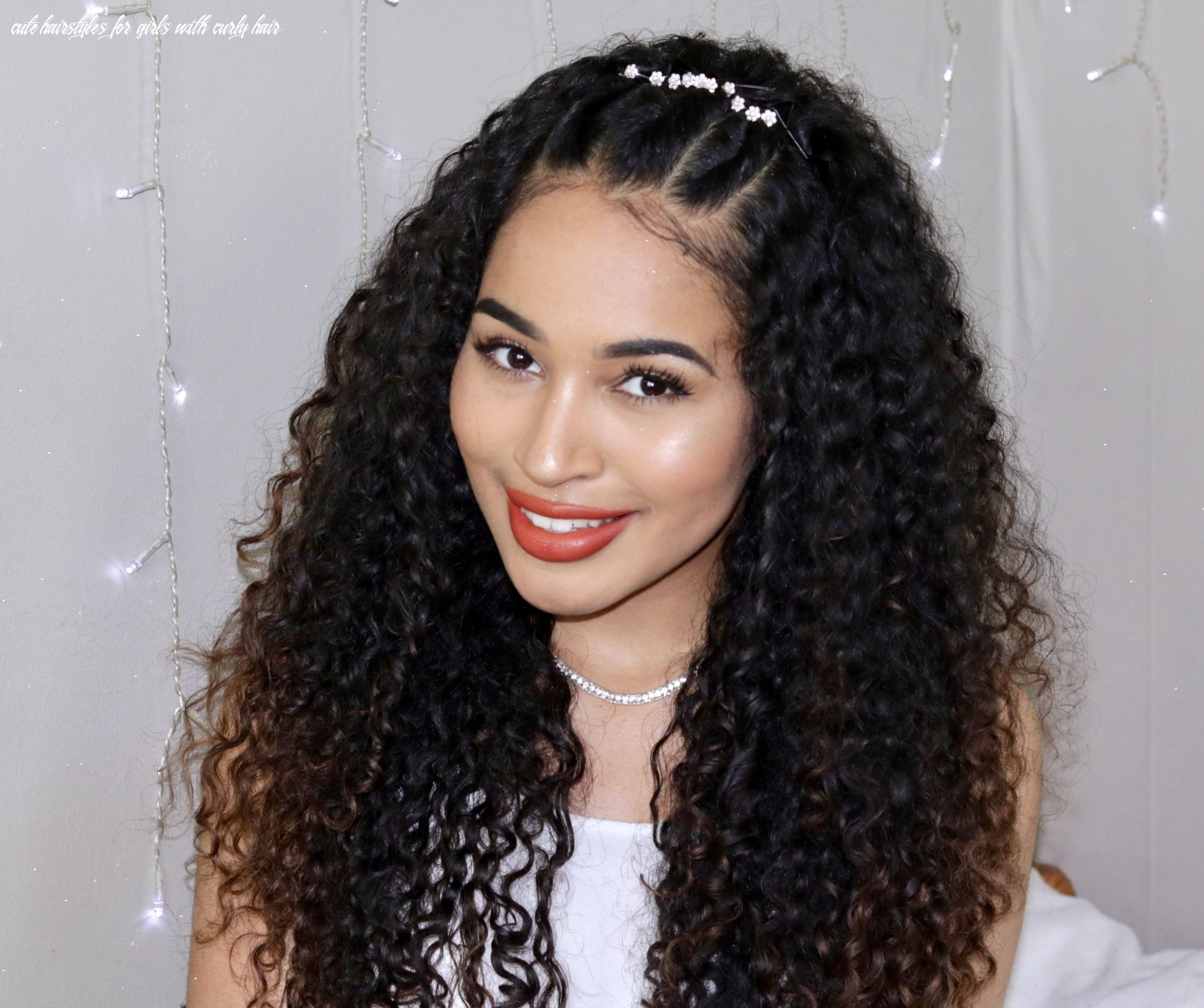 Cute hairstyles for naturally curly hair: the curls twist – hair