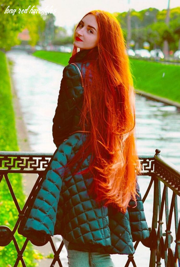 Cute red hair beauty | long red hair, long hair pictures, very