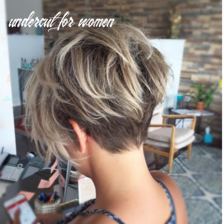 Cute Undercut Hairstyles for Women — Posh Lifestyle & Beauty Blog