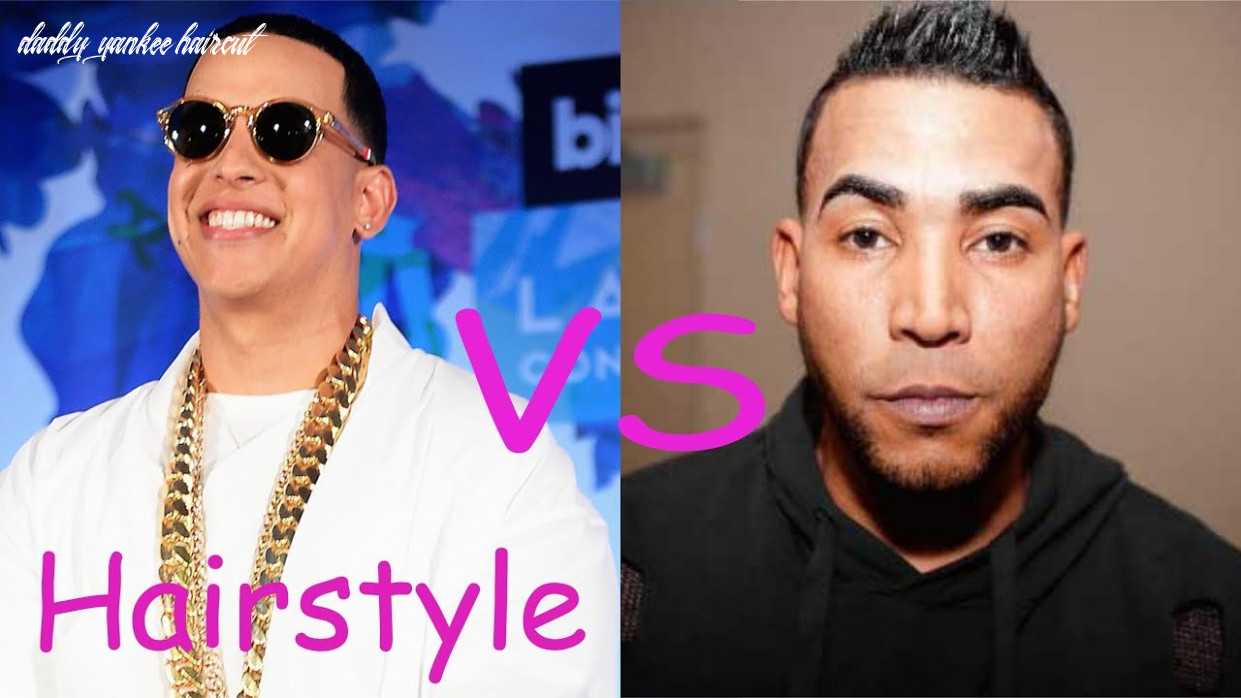 Daddy yankee hairstyle vs don omar hairstyle (12) youtube daddy yankee haircut