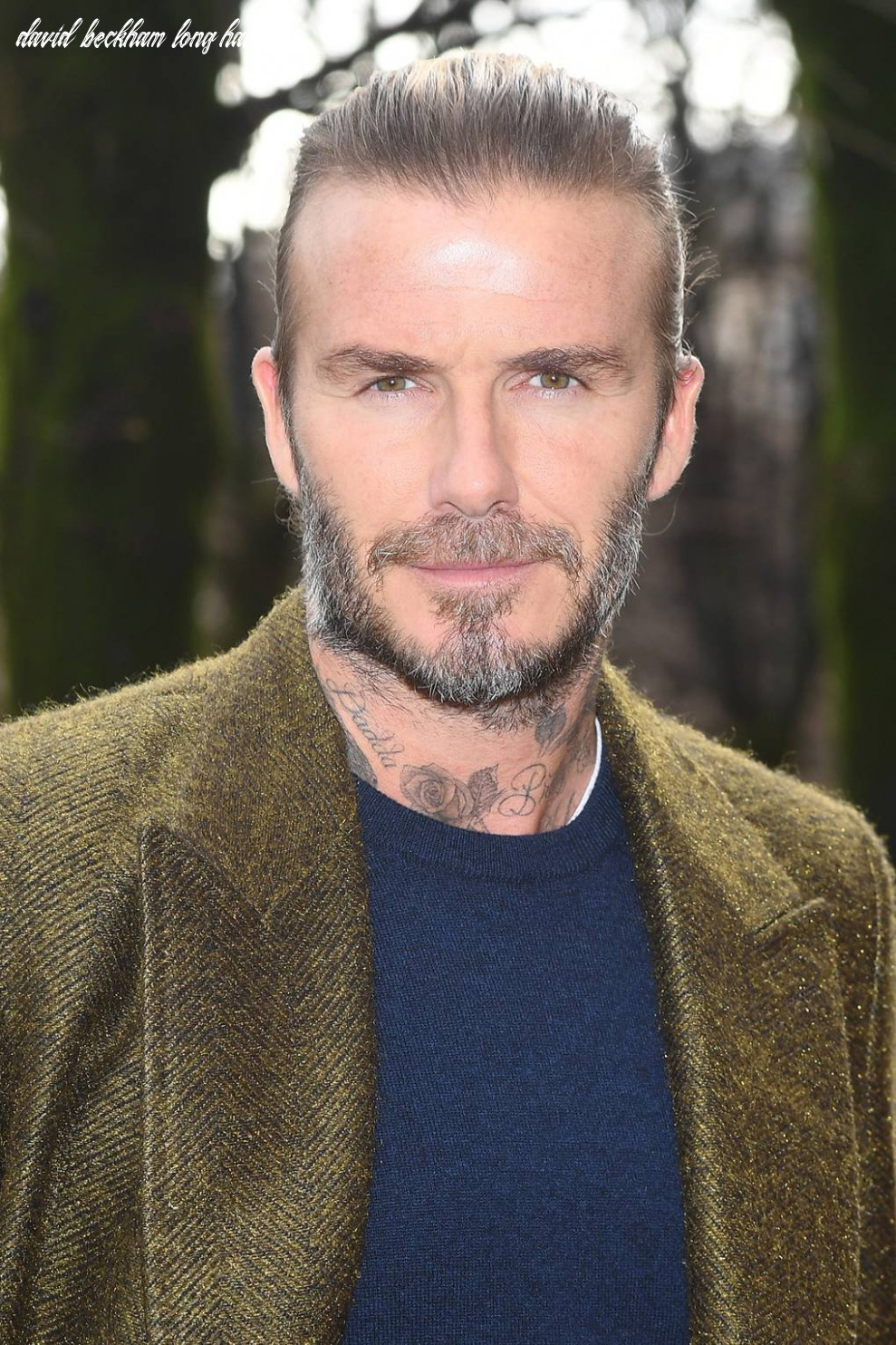 David Beckham Hair - Hairstyles Then And Now | Glamour UK