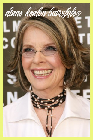 Diane Keaton Hairstyle 9 A Celebration Of Diane Keaton the ...