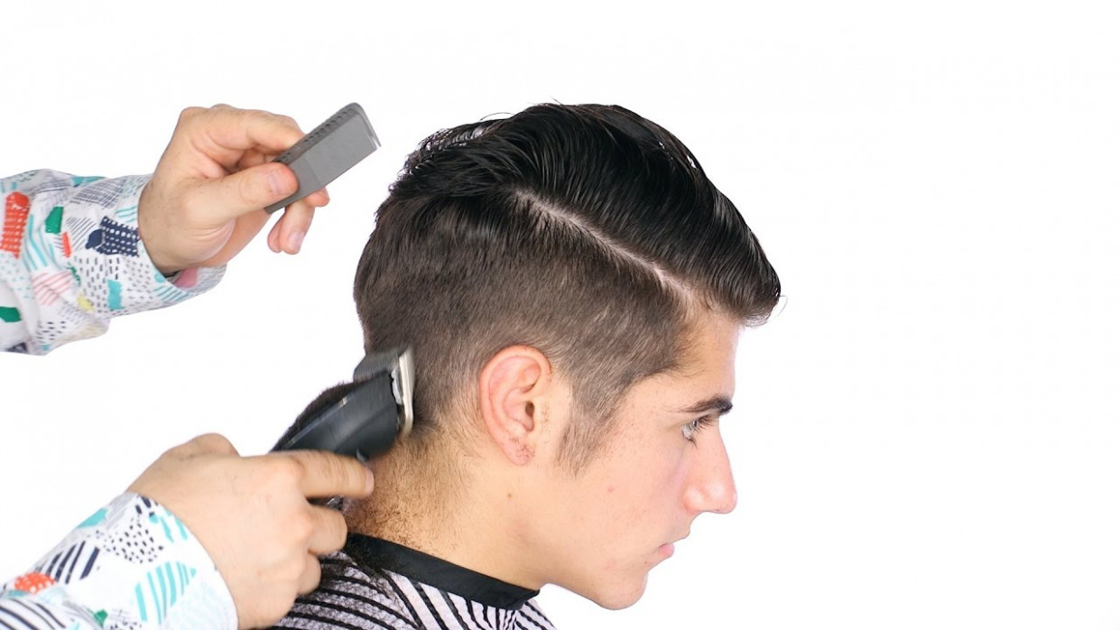 Disconnected undercut haircut step by step thesalonguy step by step undercut haircut