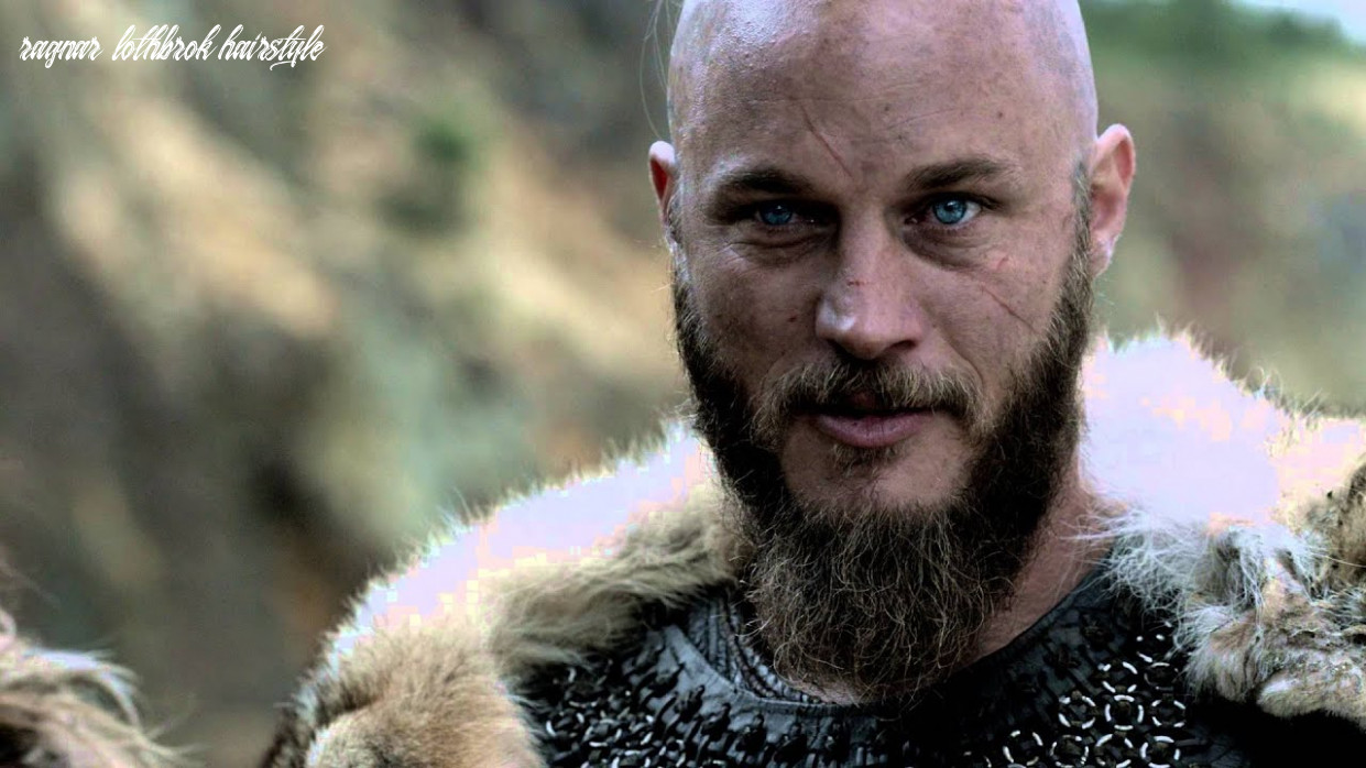 DIY Ragnar Lodbrok from Vikings similar haircut | #VIKINGS