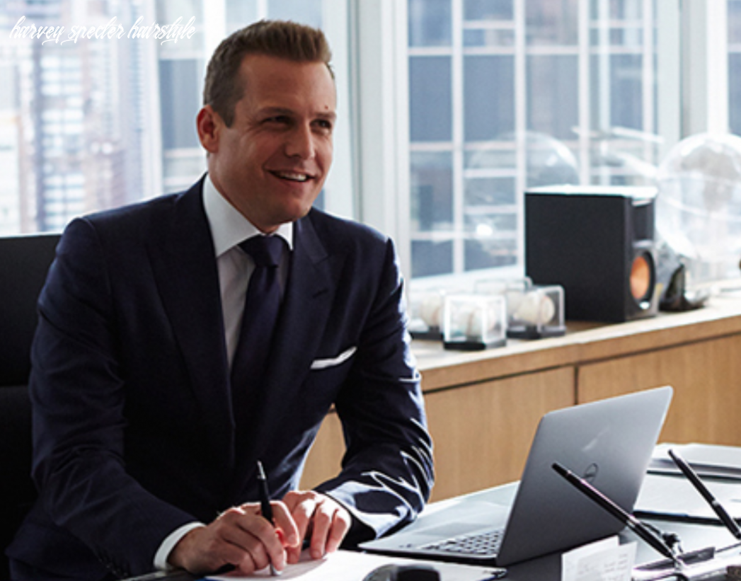 Does harvey specter haircut suit a round face? : malehairadvice harvey specter hairstyle