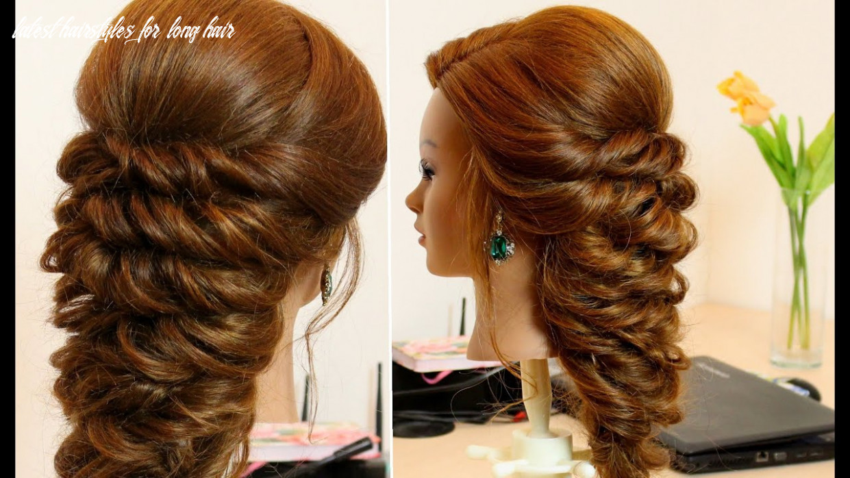 Easy hairstyle for long hair tutorial latest hairstyles for long hair
