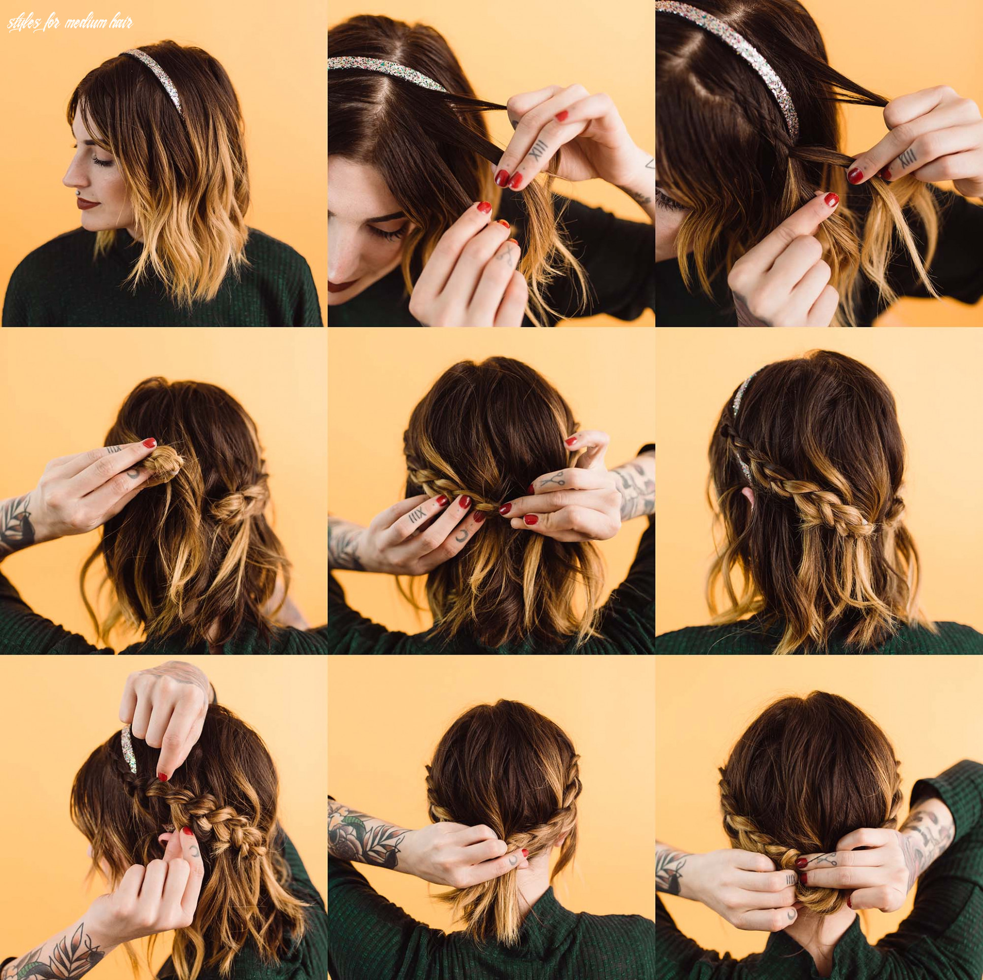 Easy updo styles for medium or long hair a beautiful mess styles for medium hair
