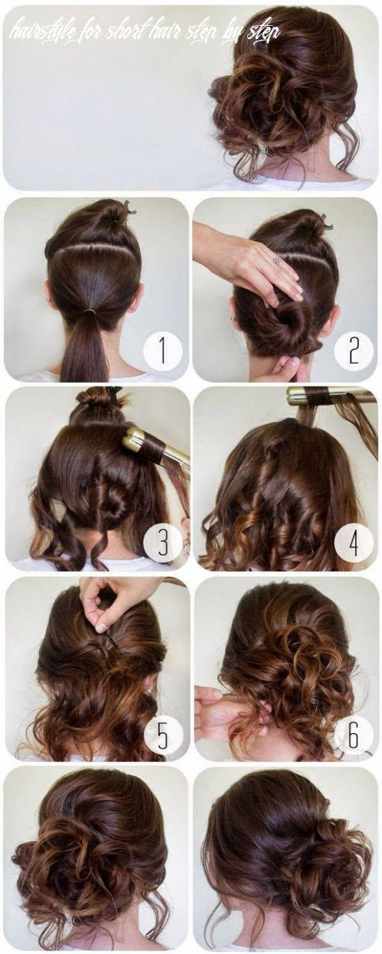 Easy updos for long hair step by step | diy hairstyles easy, long