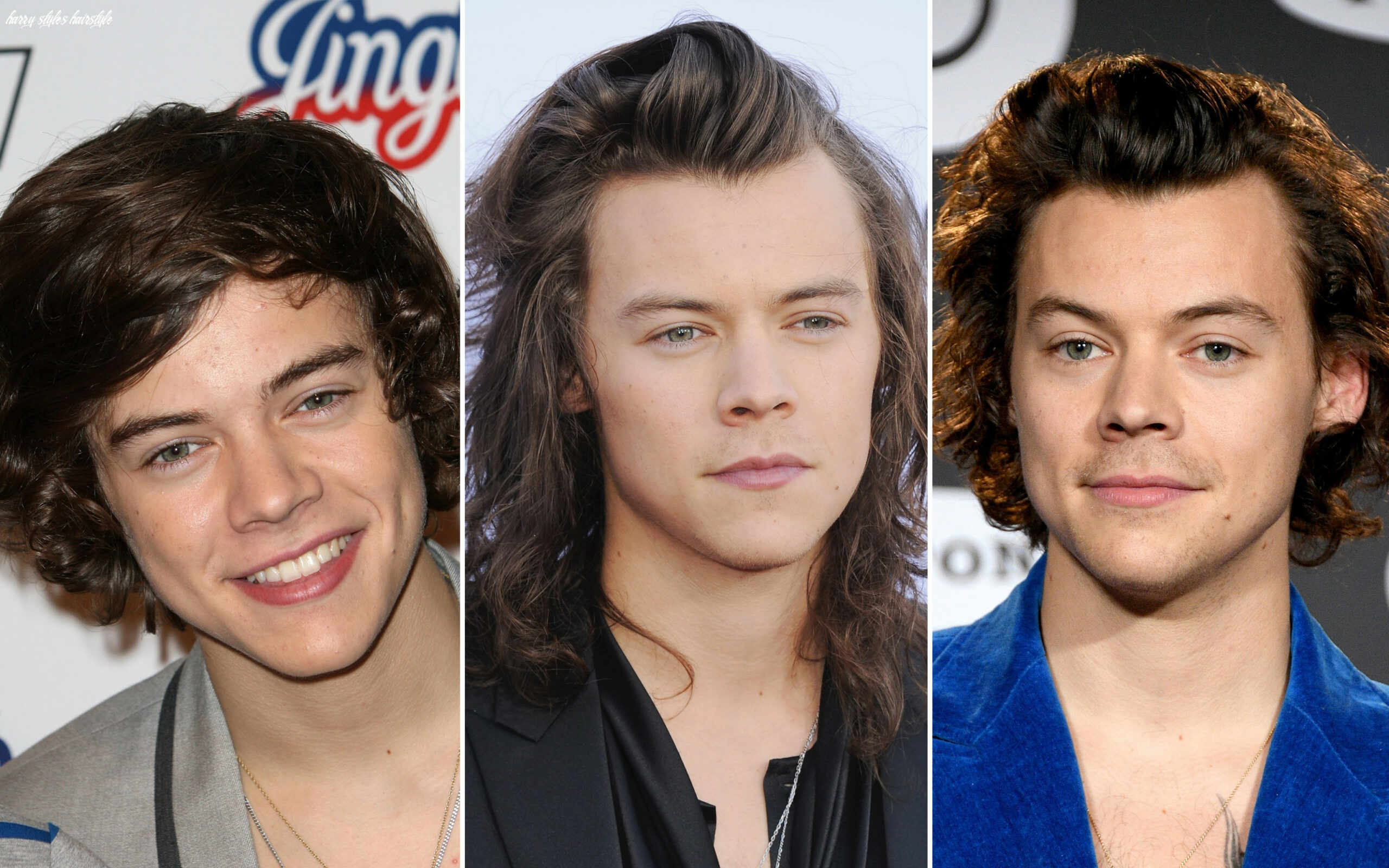 Every single harry styles haircut from 8 to 8 — photos | allure harry styles hairstyle